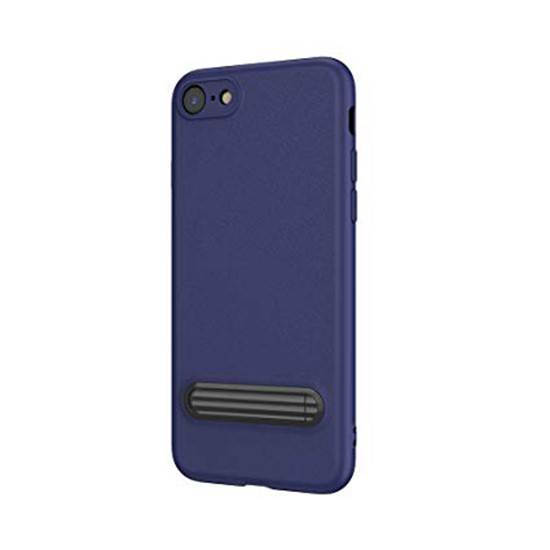 Изображение Baseus Happy Watching Supporting Case Apple iPhone 7/8 WIAPIPH8N-LS15 blue