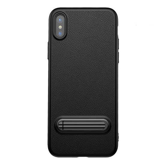 Baseus Happy Watching Supporting Case Apple iPhone X WIAPIPHX-LS01 black