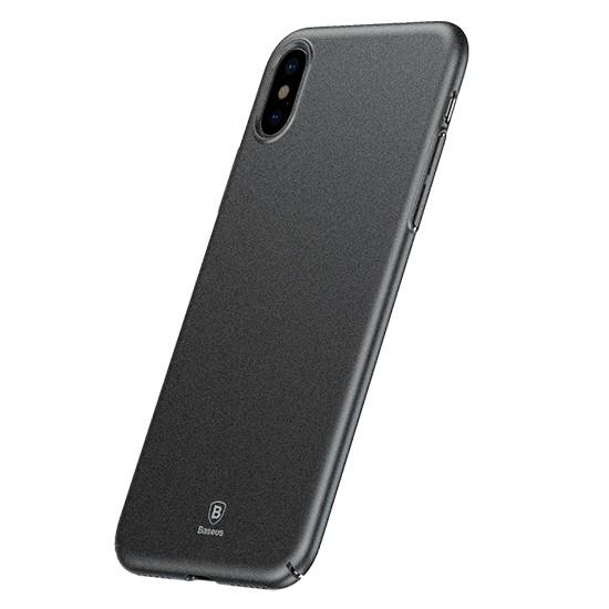 Baseus Meteorite Case Apple iPhone X WIAPIPHX-YU0G grey
