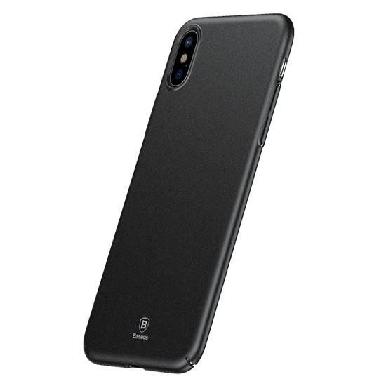 Baseus Meteorite Case Apple iPhone X WIAPIPHX-YU01 black
