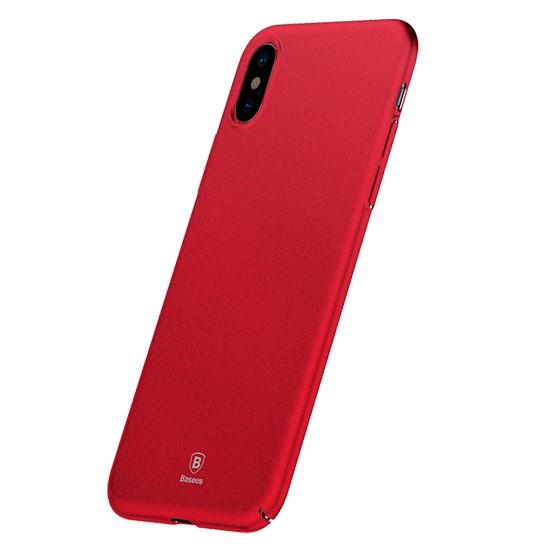 Baseus Meteorite Case Apple iPhone X WIAPIPHX-YU09 red