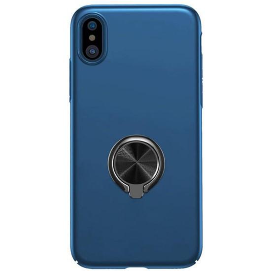 Изображение Baseus Ring Bracket Case Apple iPhone X WIAPIPHX-ZH03 blue