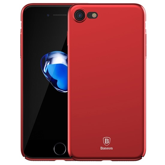 Baseus Thin Case Apple iPhone 7/8 WIAPIPH7-AZB09 red