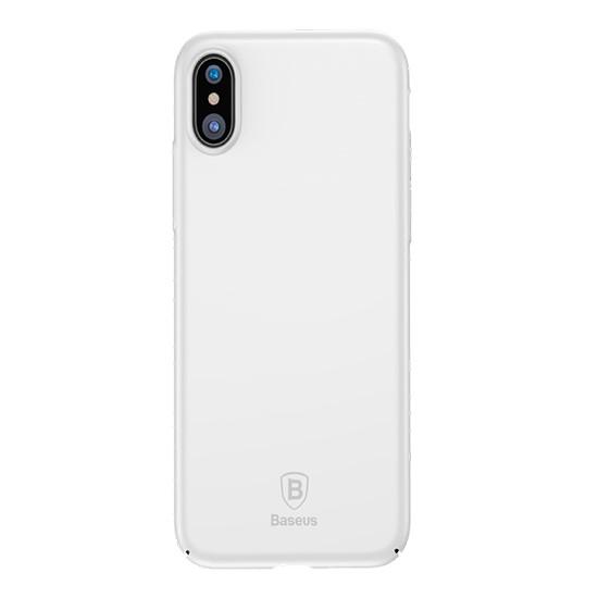 Baseus Thin Case Apple iPhone X WIAPIPHX-ZB02 white