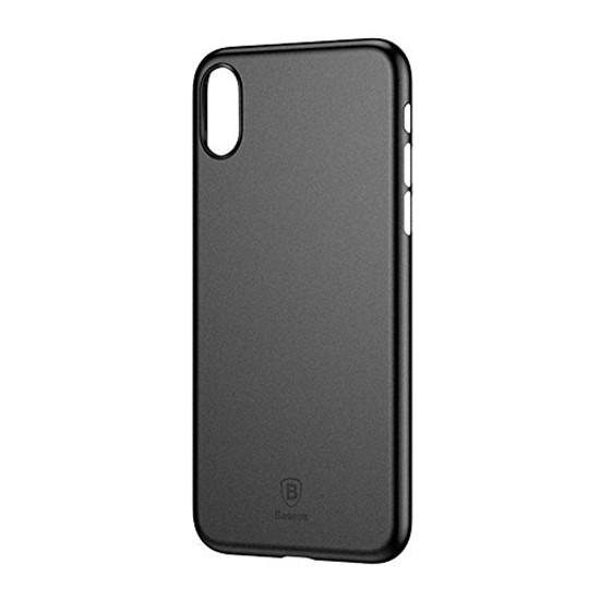Baseus Wing Case Apple iPhone X WIAPIPHX-01 black