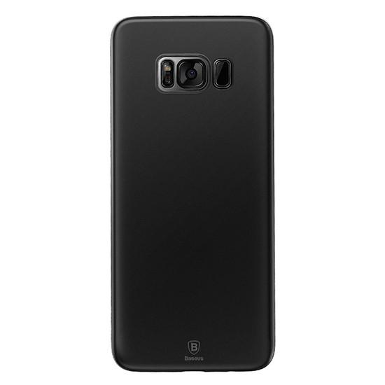 Изображение Baseus Wing Case Samsung Galaxy S8 Plus Transparen WISAS8P-01 black