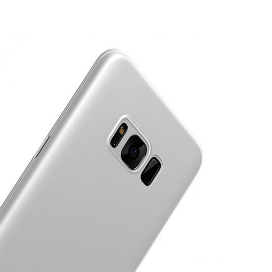Изображение Baseus Wing Case Samsung Galaxy S8 Plus Transparen WISAS8P-02 white