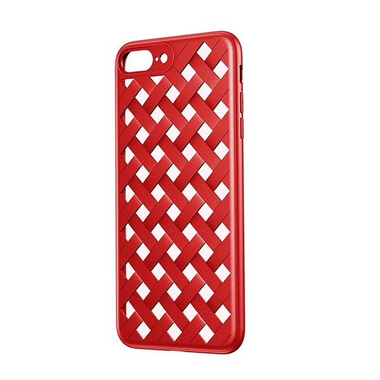 Изображение Baseus Paper-Cut Case Apple iPhone 7 Plus/8 Plus WIAPIPH8P-BG09 red