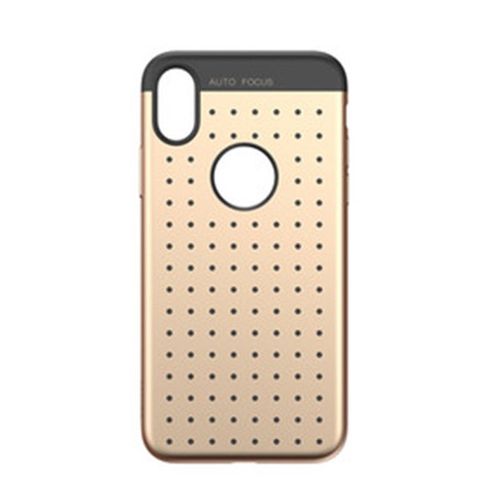 Baseus Twinkling Star Case Apple iPhone X WIAPIPHX-ST0V gold