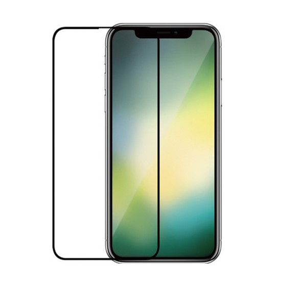 Baseus 0.3mm Full Coverage Curved Protector Apple iPhone XR SGAPIPH61-KC01 Black