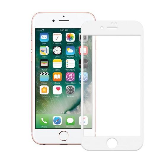 Изображение Glass Pro+ Full Screen Tempered Glass Apple iPhone 7 white