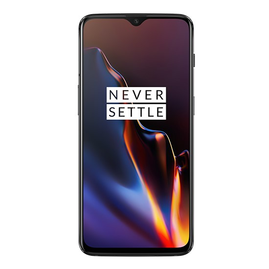 OnePlus 6T 6GB RAM 128GB LTE Global Version Mirror Black