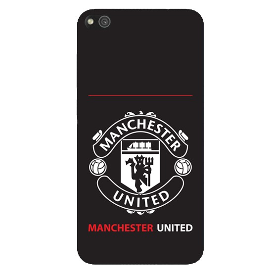 Изображение Hoco Colored and Graceful Series Manchester United Huawei P8 Lite 2017