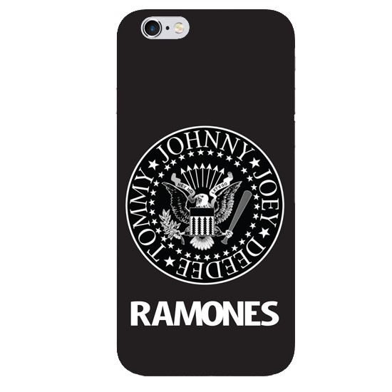 Hoco Colored And Graceful Series Ramones Apple iPhone 6/6S black