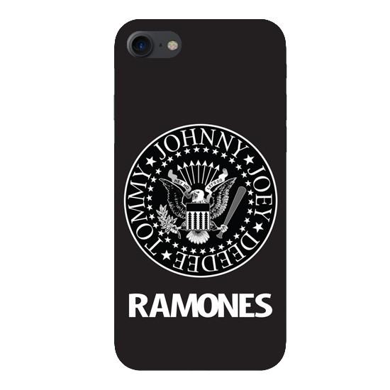 Изображение Hoco Colored And Graceful Series Ramones Apple iPhone 7/8 black