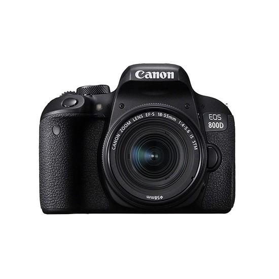 Canon EOS 800D 18-55 IS STM KIT Black