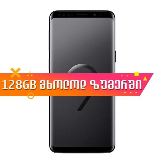 Samsung Galaxy S9+ 6GB RAM 128GB LTE G965FD Black
