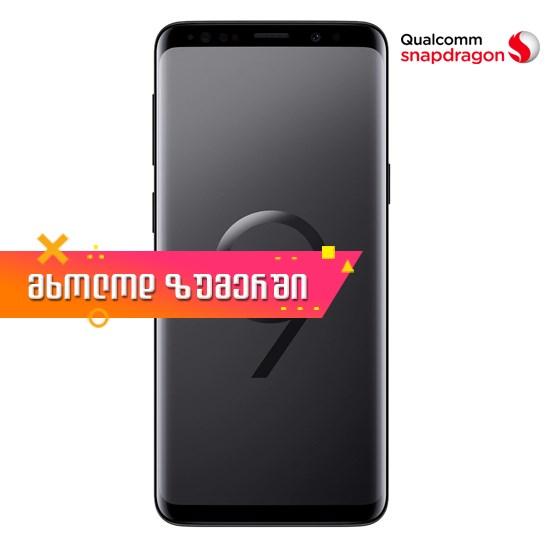 Изображение Samsung Galaxy S9+ Snapdragon Version Dual Sim 6GB RAM 64GB LTE G9650/DS Black