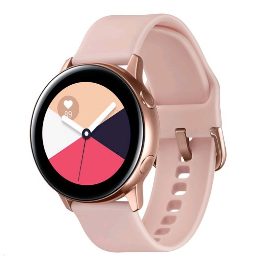 Samsung SM-R500 Galaxy Watch Active rose gold white