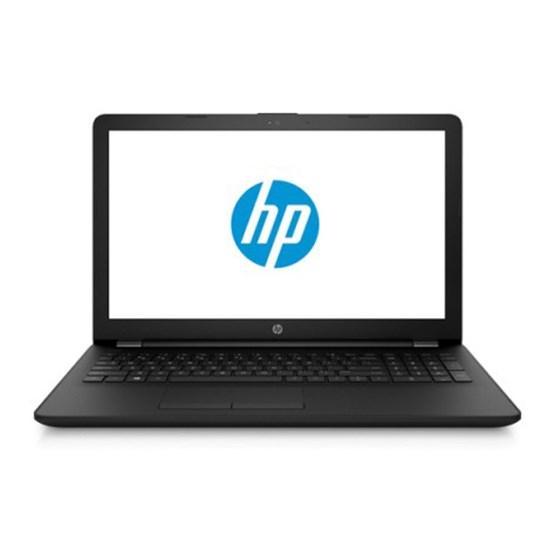 HP 15 DA0275UR 4UE58EA Black