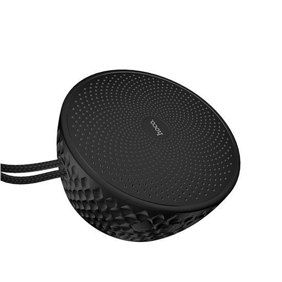 Hoco Atom Bluetooth speaker BS21 black