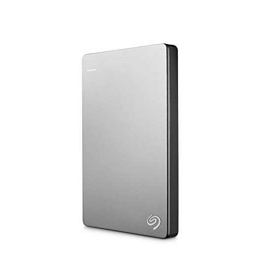 Seagate HDD Backup Plus Slim 2 TB Silver