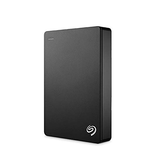 Изображение Seagate HDD Backup Plus Portable 4TB Black