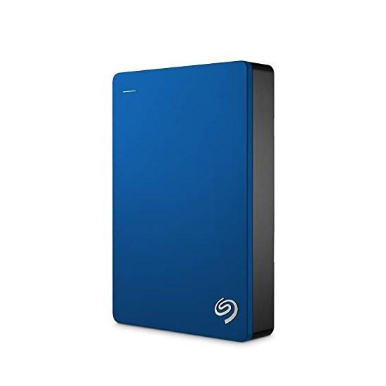 Seagate HDD Backup Plus Portable 4TB Blue