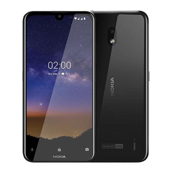 Nokia 2.2 Dual Sim 2GB RAM 16GB LTE Black