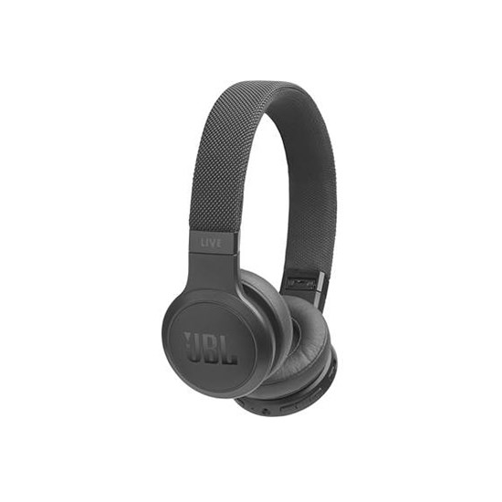 JBL Live 400 BT Bluetooth Headphones Black