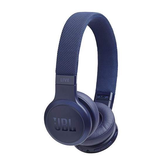 JBL Live 400 BT Bluetooth Headphones Blue