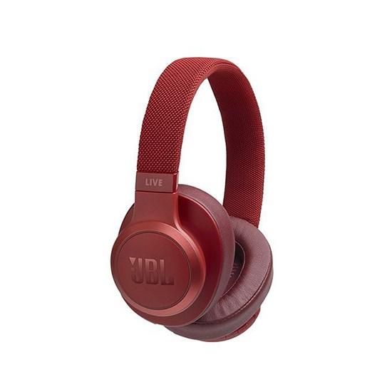 Изображение JBL Live 500 BT Bluetooth Headphones Red
