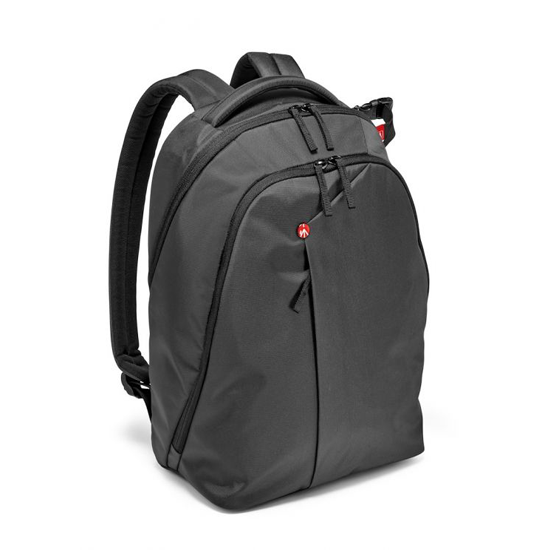 Manfrotto NX camera backpack grey