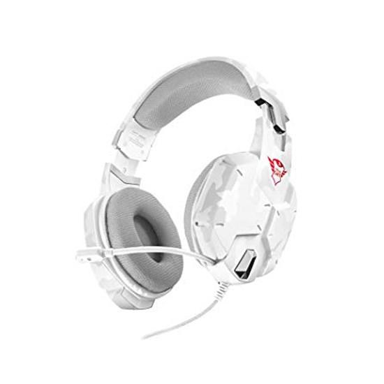 Изображение Trust Gaming Headset GXT322 white camo