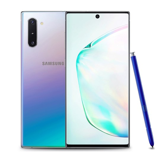 Изображение Samsung Galaxy Note 10 8GB RAM 256GB LTE N970FD Glow