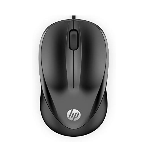 HP Wired Mouse 1000 black