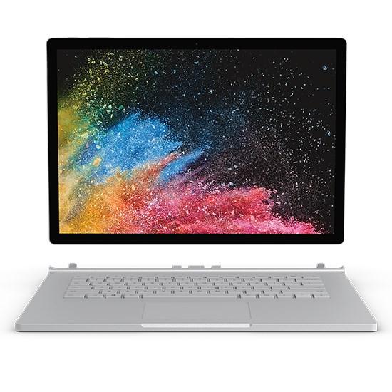 Microsoft Surface Book 2 13.5 inches Intel i5/8GB RAM/256GB Silver