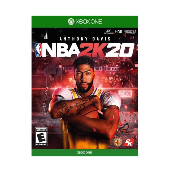 Game for Xbox One NBA 2K20