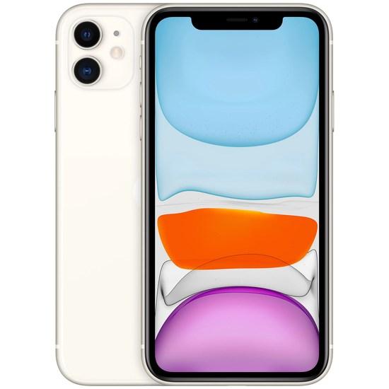 ApApple iPhone 11 Dual Sim 64GB white