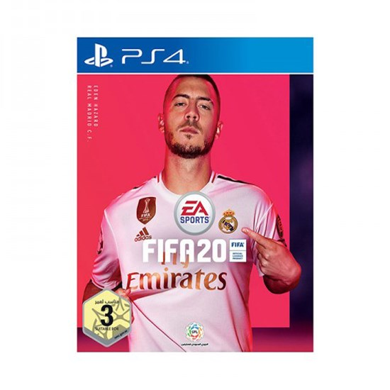 Fifa 20 Game for PS4