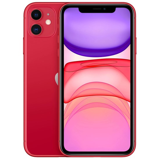 Apple iPhone 11 Single Sim 64GB red