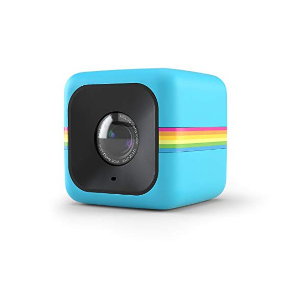 Изображение Polaroid Cube Act ll HD 1080P blue