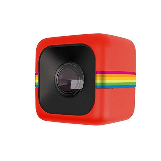 Polaroid Cube Act ll HD 1080P red