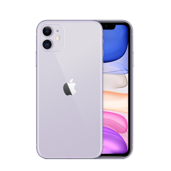 Apple iPhone 11 Single Sim 64GB purple