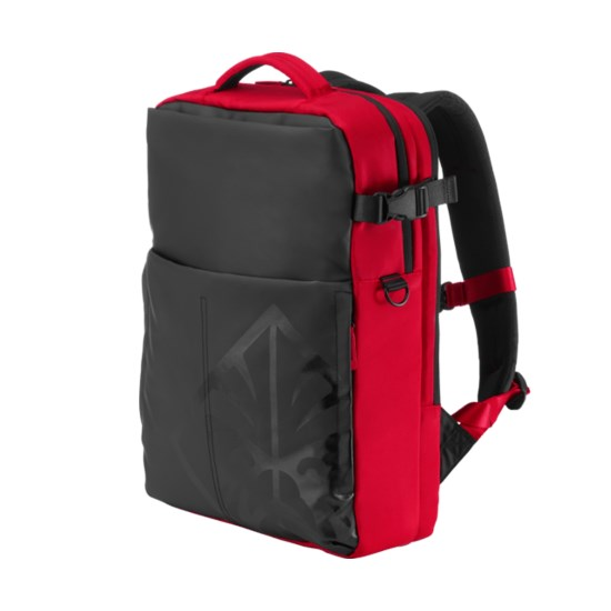 Изображение HP Omen Gaming Laptop Backpack 4YJ80AA 17.3 inc black/red