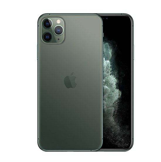 Изображение Apple iPhone 11 Pro Max Single Sim 64GB Midnight green