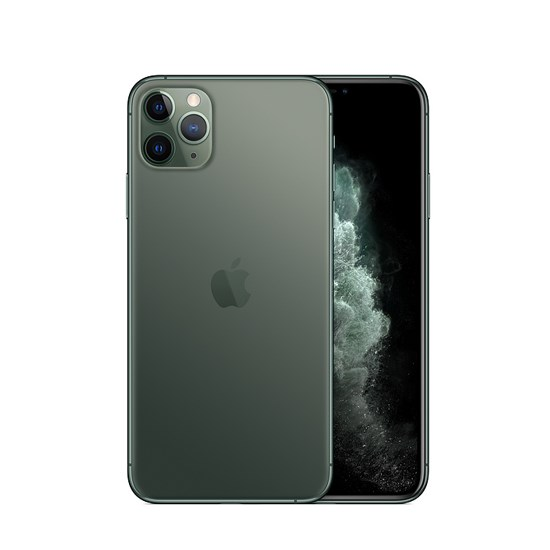 Apple iPhone 11 Pro Single Sim 64GB Midnight green