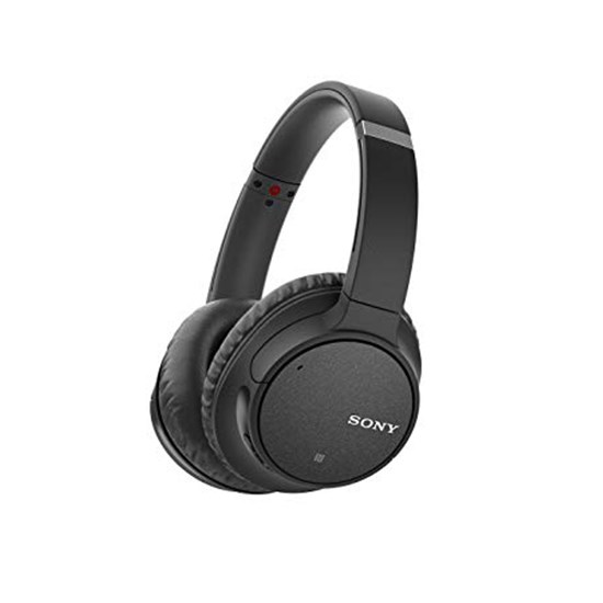 Sony WH-CH700N Wireless Noise Canceling Stereo Headset Black