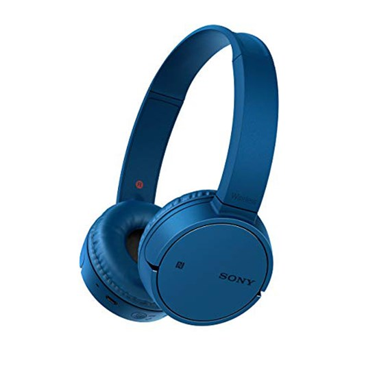 Sony WH-CH500 Wireless Stereo Headset Blue