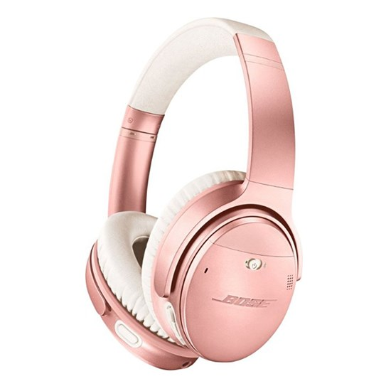 Bose QuietComfort 35 II Wireless Headphones Limited Edition Rose Gold